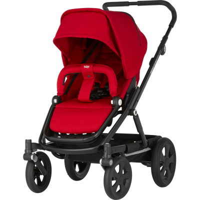 Britax BRITAX GO BIG Flame Red