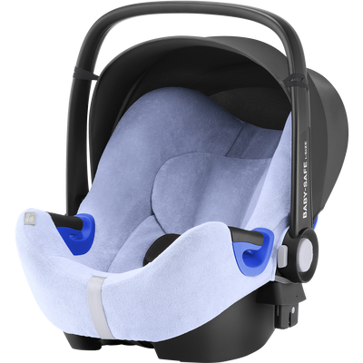 Britax Sommerbezug - BABY-SAFE i-SIZE Blue