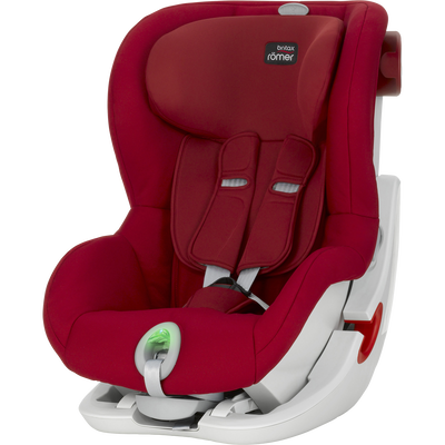 Britax KING II ATS Flame Red