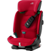 Britax ADVANSAFIX i-SIZE Fire Red