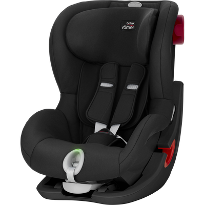 Britax KING II LS - Black Series Cosmos Black