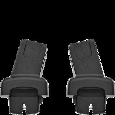 Britax Adapter für Maxi-Cosi / Cybex Babyschalen – BRITAX SMILE III