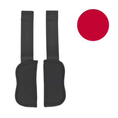 Britax Schulterpolster Set Flame Red