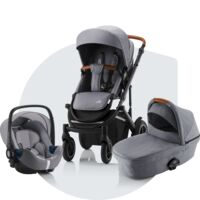 SMILE III Comfort - 2 in 1 travel system